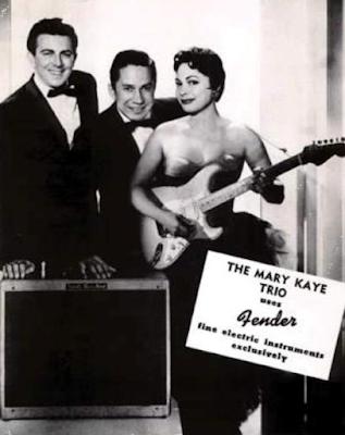 The Mary Kaye Trio.