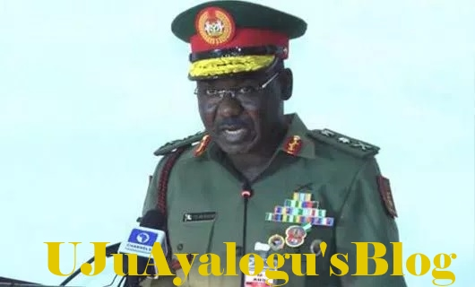 Dismiss suit compelling me to produce Kanu, Buratai urges court