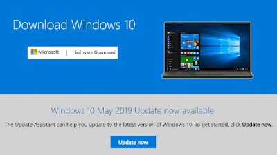Donline's Blog: Windows 10 May 2019 Update (1903) - is