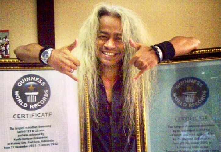 Drummer Pemegang Rekor Dunia: Sebagai Muslim, Saya All Out Dukung Prabowo-Sandi
