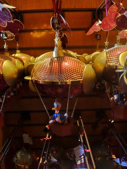 Cucadas que se ven en las tiendas de Disneyland París