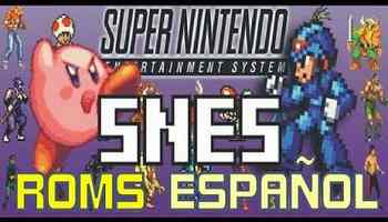 Roms Super Nintendo Snes Espanol