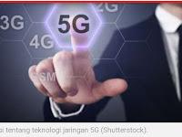Apa itu 5G dan Perbedaanya dengan Teknologi 4G