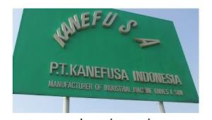 Info Lowongan Kawasan Ejip Cikarang PT.Kanefusa Indonesia Posisi Operator produksi