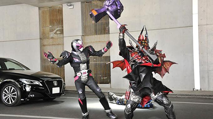 Kamen Rider Zi-O Episode 35 Subtitle Indonesia