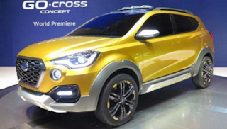 Simak ini !!! Harga Terbaru  dan spesifikasi Datsun Cross Terkini