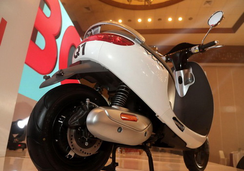 www.Tinuku.com Viar Q1 electric motorcycle officially sold