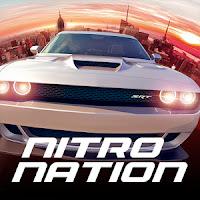 nitro nation online hile apk indir