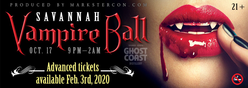 Savannah Vampire Ball III