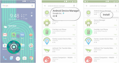Find My Phone Android Device Manager