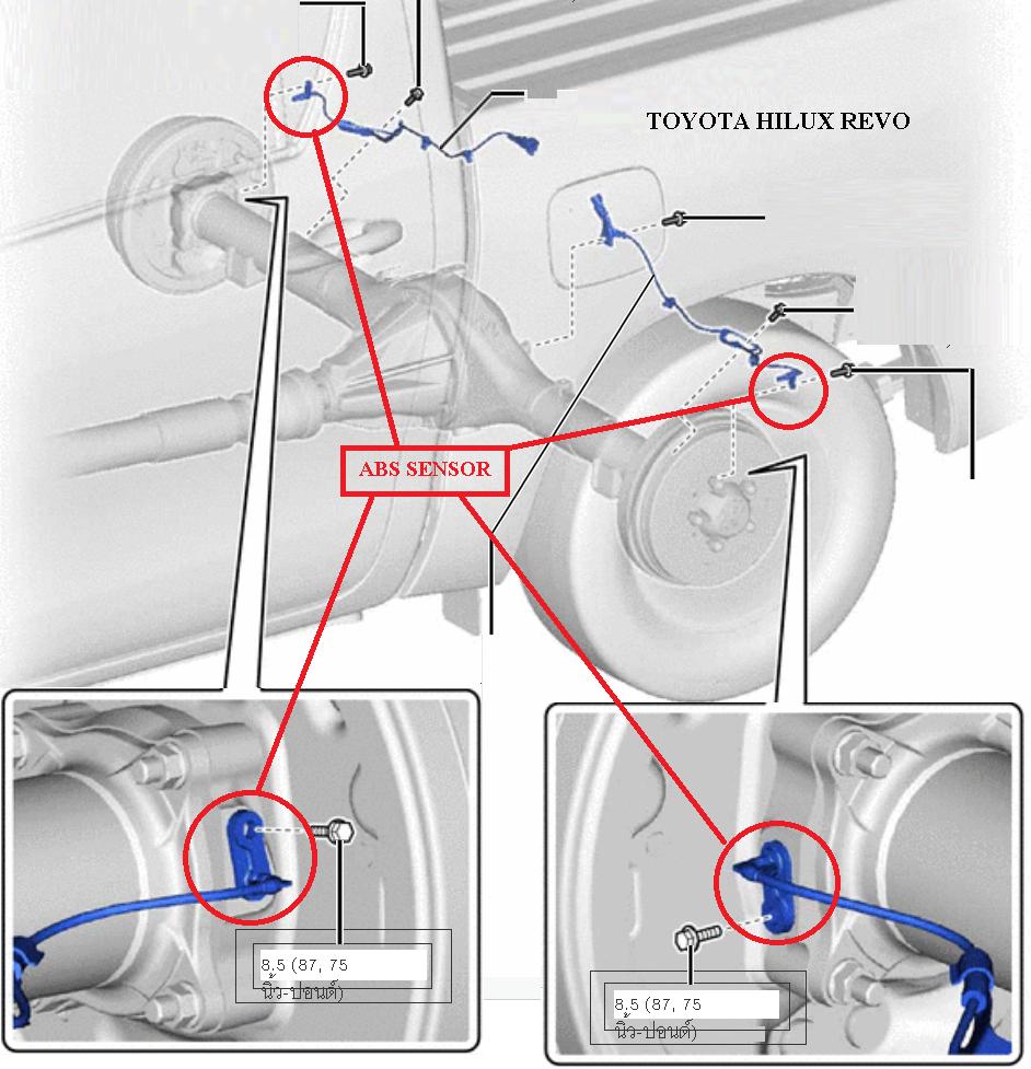 Toyota Hilux Revo Wiring Engine Diagram Vsc Off