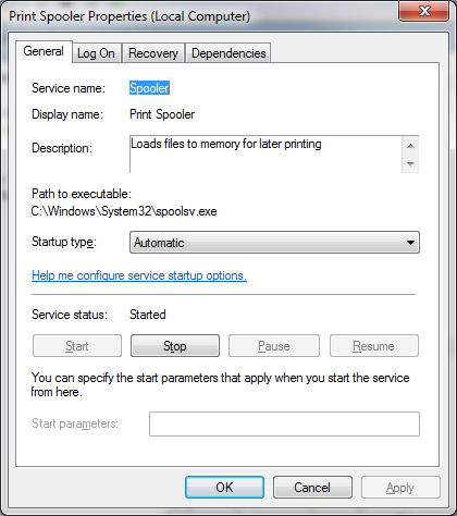 download spoolsv exe for windows xp
