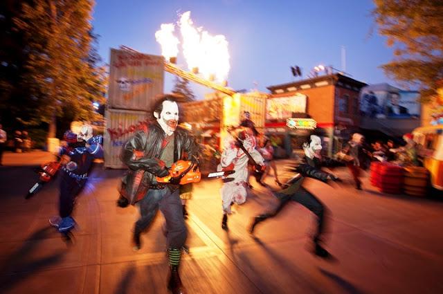 Halloween Horror Nights Universal Studios Orlando