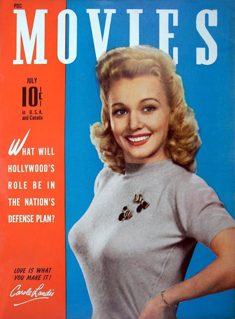 Carole Landis, 23 July 1941 worldwartwo.filminspector.com