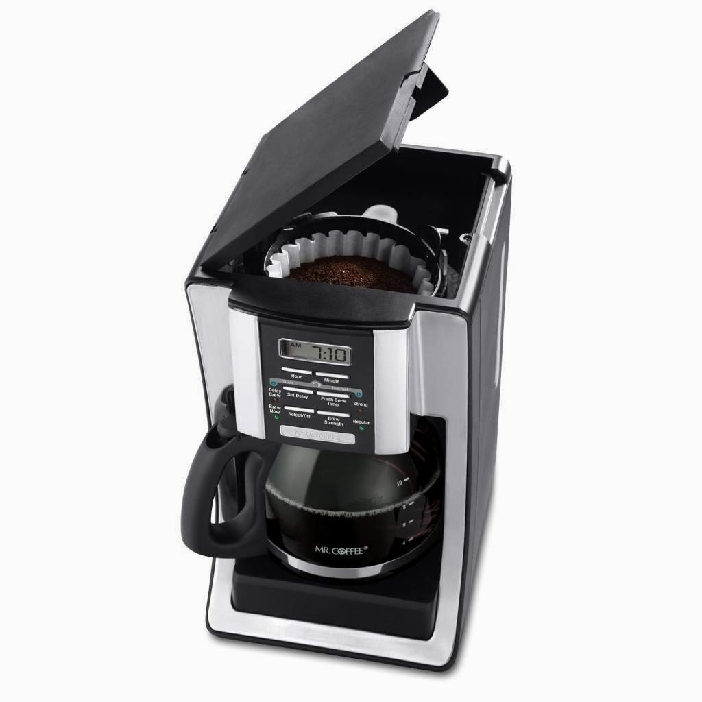 Mr. Coffee Programmable Coffee Maker Giveaway - ends 12/9 ...