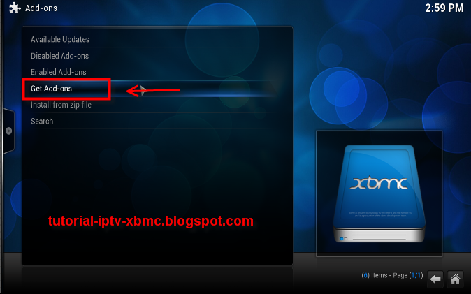 how to find kodi system settings from build