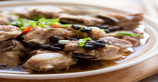 Chinese Steamed Ribs With Black Bean Recipe