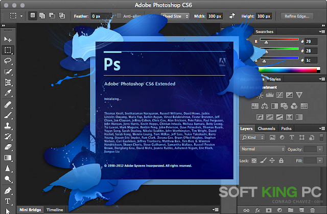 Adobe Photoshop CS6 Latest Version Download