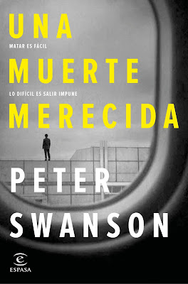 Una muerte merecida - Peter Swanson (2018)