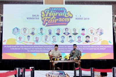 Gubernur Ridho Ficardo Ajak Anak Muda Lampung Berhijrah