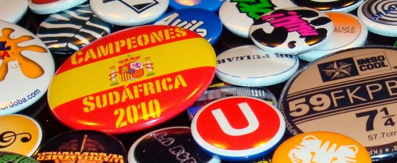 Chapas - Regalos campañas electorales - ARTE Marketing