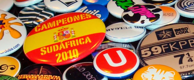 Chapas - Regalos campañas electorales - ARTE Marketing