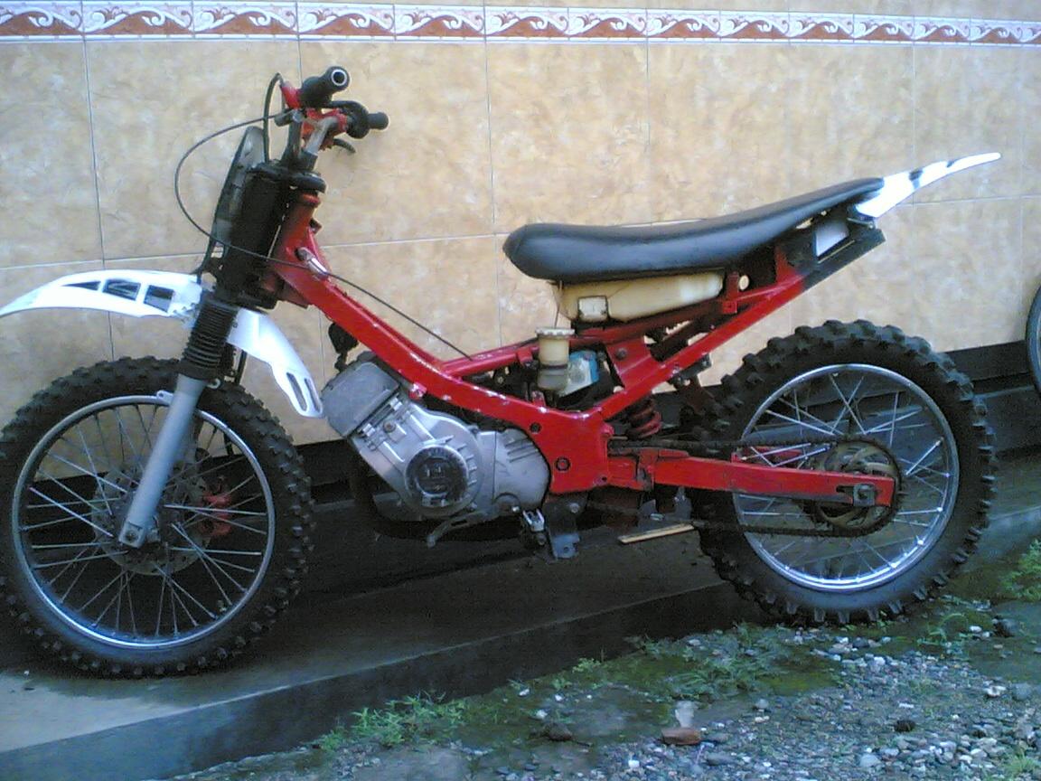 Harga Motor Trail