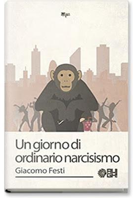 Un giorno di ordinario narcisismo - Copertina