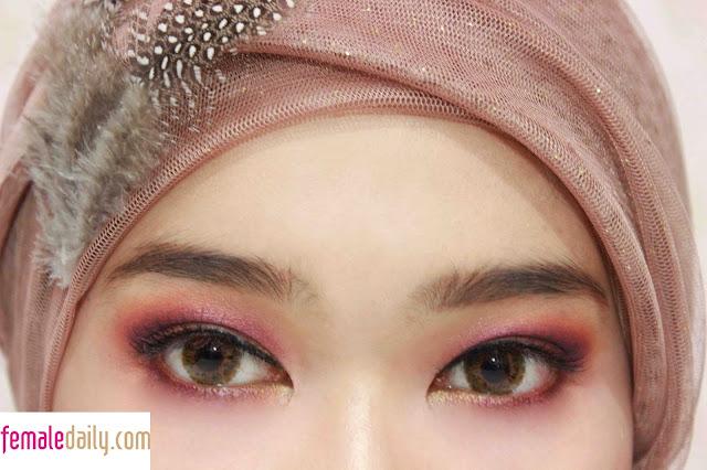 Trik Menggunakan Eye Shadow Sariayu Dengan Tepat
