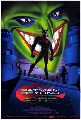 Batman del futuro: El regreso del Joker – DVDRIP LATINO