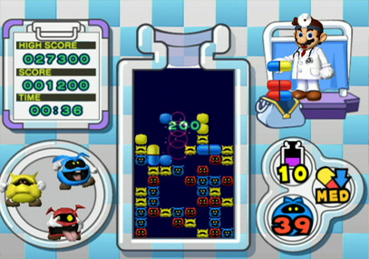 Review: Dr  Mario Online Rx (WiiWare) - Digitally Downloaded