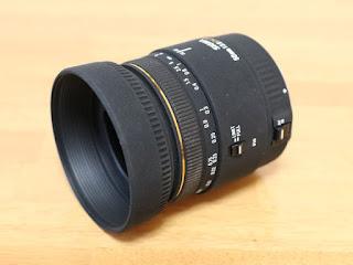 SIGMA MACRO 50mm F2.8 EX DG⑩