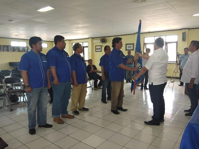 Pengurus PWI Kota Depok Periode 2018-2021 Resmi Dilantik