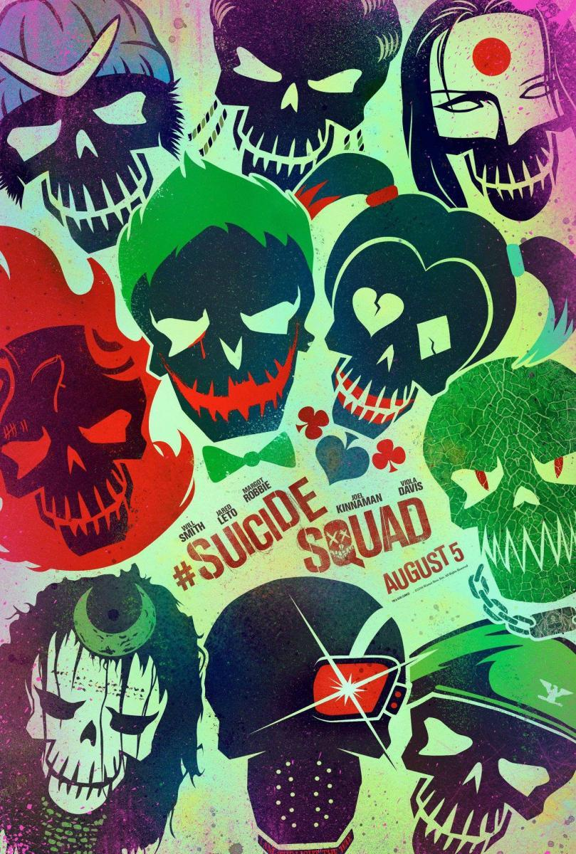Suicide Squad [2016] [DVD9] [R1] [NTSC] [Latino]