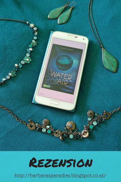 Buchrezension #116 Water & Air von Laura Kneidl