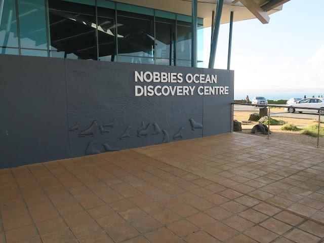 Nobbies Ocean Discovery Centre, Philip Island, Melbourne, Australia