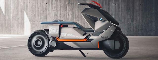 Motorrad-Concept-Link