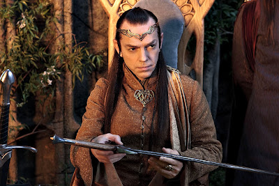 Hugo Weaving, El hobbit