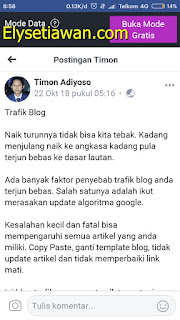 tips blogger mastimon timon adiyoso