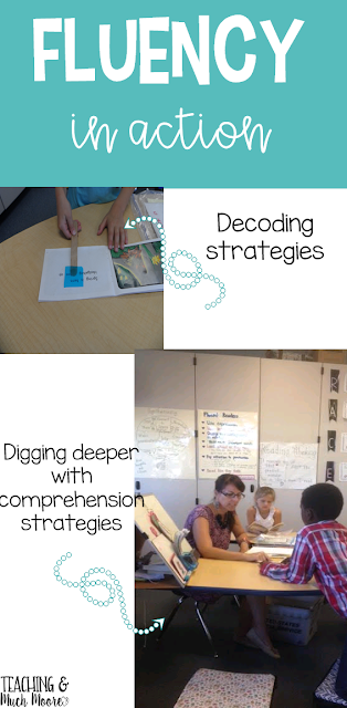 Building fluent readers from decoding strategies to comprehension.
