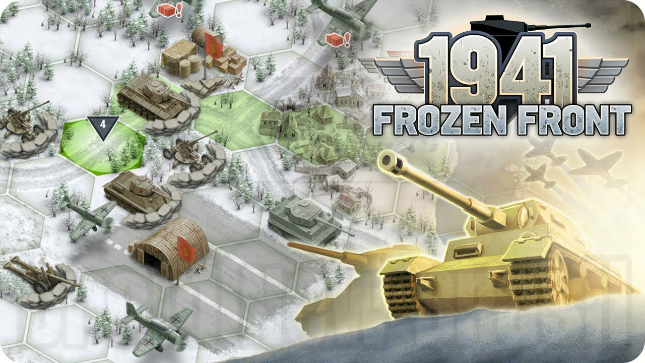 Download 1941 Frozen Front Premium v1.12.1 [APK MOD]