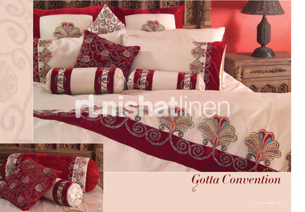 Bridal Formal Bedding Collection