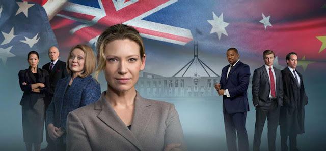 secret city la ciudad secreta intriga australiana