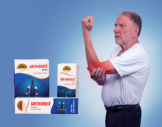 JMD Medico's Arthorex will say Good-Bye to your Pain