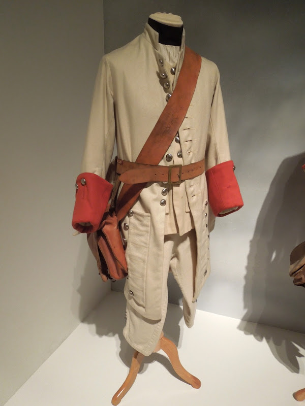 Barry Lyndon French regimental soldier costume