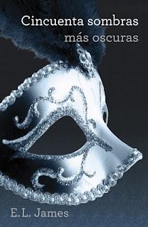 Cincuenta Sombras II: Cincuenta Sombras Más Oscuras, de E. L. James