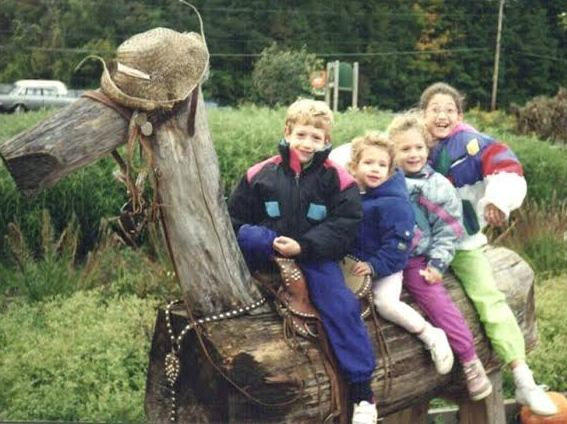 Mark Zuckerberg celebrates National Sibling Day with throwback photo of himself with his three sisters