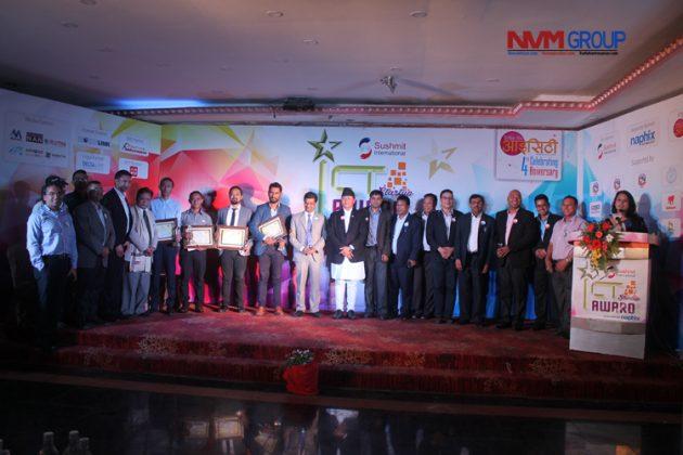 ICT Award Group Photo