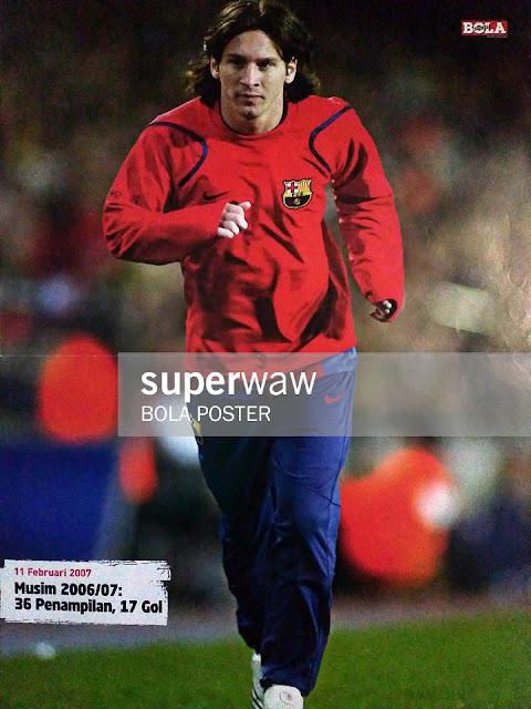 Lionel Messi (C Barcelona