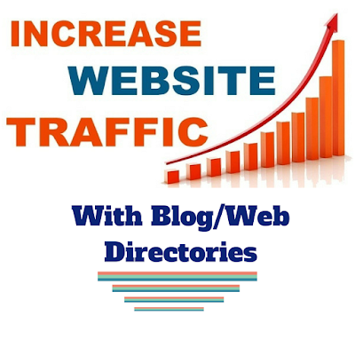 How to increase traffic to blog using web or blog directories